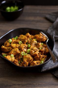 Indian black pepper chicken