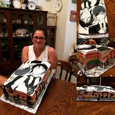 Nichole Black Butler Cake!