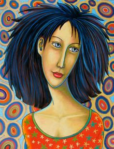 French artist Gaëtane Dion