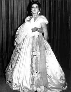 Callas first performance as Violetta in La Traviata, Florence, January 1951