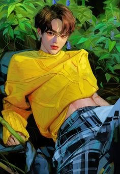 Human Poses Reference, Manga Drawing Tutorials, Handsome Anime Guys, Kpop Fanart, Boy Art, Cute Art, Retro, Art Inspo, Character Art