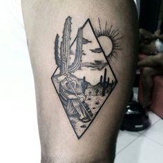 Resultado de imagem para tattoo sertão