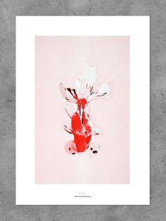 Morbid Being N° 2 - Bienvenue Publishing - Shop Indoor Pond, Goldfish, Fascinator, Symbols, Concept, Contemporary, Prints, Art, Art Background