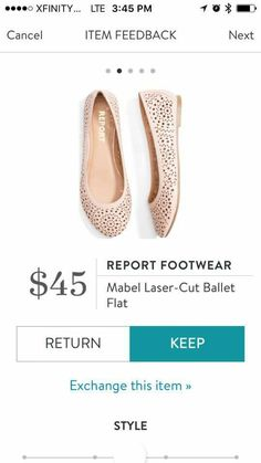 I really need a pair of flats this color. Size 9 when they are not pointed toe