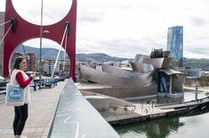 Puente de La Salve en Bilbao.   #spain #spanish #courses #language #study #learn #learnspanish #studyspanish #ELE #class #students #academy #world #news #tendence #instalike #instapic #instafollow #learning #spanishspeakers #photo #photography #architecture #art #street #streetart #museum