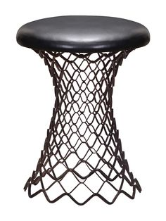Spindle Stool by Zuo at Gilt