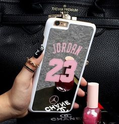 NBA brand Michael Jordan 23 fundas PC hard mirror Phone Cases for iPhone 5 5s 6 6 puls case