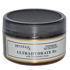 Devita RX, Ultrahydrate Rx with Hyaluronic Acid, 4 oz (114 g)