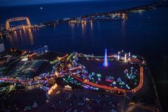 Midwest Living names Duluth's Bentleyville the #1 Holiday Light Display in the Midwest #MNProud