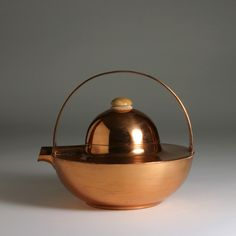 Art Deco Teapot Germany, c. 1930