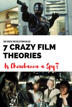 Some of the fan theories sometimes fill in the plot holes better than what the creators are trying to sell us. Plot Holes, Rock Revolution, Film Theory, Fan Theories, Chewbacca, Things To Think About, Things To Sell, Spy, The Creator
