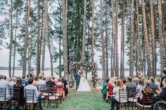 Выездная церемония, выездная регистрация, свадьба в лесу, свадьба на природе, свадебная арка, Outing ceremony, exit registration, a wedding in the forest, a wedding in nature, a wedding arch