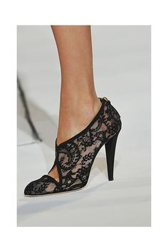 "Oscar De La Renta Shoes | Oscar De La Renta Shoes | ""lace shoes"" by thecatsmeow 