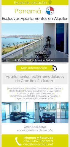 Apartamentos en Panamá