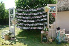 rincon_polaroid_alquiler_bodas_las_tres_sillas Ideas Prácticas, Curtains, Shower, Prints, Wedding, Polaroid, Google, Wedding Decoration, Chairs