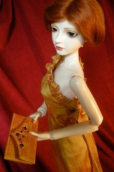 Winged Monkey Set Brown Dollmore 1//4 BJD doll clothes MSD