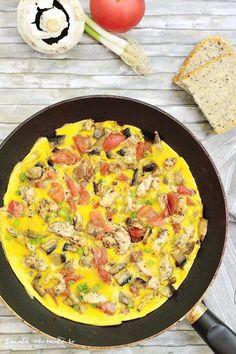 Îmi plac tare mult omletele, aceste mâncăruri atât de simple, dar atât de complete şi de săţioase. O omletă, depinde de complexitatea ei, e binevenită la oricare dintre mesele zilei. Dimineaţa, la micul dejun merg mai bine cele simple şi rapide, făcute din două ouă fără alte adaosuri, iar la prânz sau seara putem face...Read More