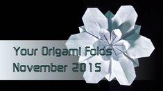 """Your Origami Folds November 2015: """"Sakura Star"""" (Ali Bahmani)"""