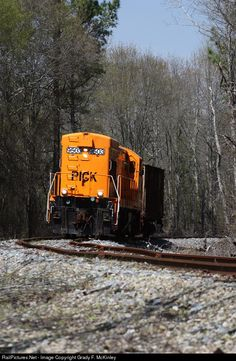 RailPictures.Net Photo: PICK 9503 Pickens Railroad GE U18B at Belton, South Carolina by Grady F. McKinley