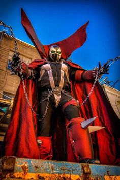 Spawn Cosplay