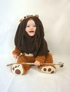 diy baby halloween costumes Star Wars 88d894bc8f0a6