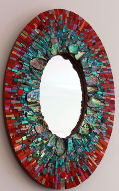 Best Find More At Little Summer Wear ! am besten finden sie mehr bei little summer wear ! mosaic For Kids. Mosaic Crafts, Mosaic Projects, Stained Glass Projects, Stained Glass Art, Mosaic Glass Art, Mosaic Garden Art, Paper Mosaic, Mosaic Artwork, Mirror Mosaic