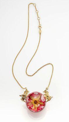 Delfina Delettrez Frozen Garden coleccion joyas para yoox