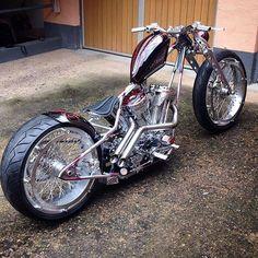 Custom Choppers Harley Davidson (81)