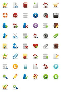 Coquette Part 2 Icon Set - DryIcons