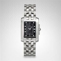 Concord Collection By bailey banks and biddle Potomac Concord Watches, Swiss Army Watches, Square Watch, Digital Watch, Fashion Watches, Watches For Men, Black Leather, Blue, Banks