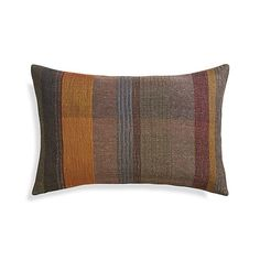 "Manza 24""x16"" Pillow (one for each leather chair)"