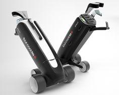 Tour Caddie - ProPod Golf Trolley by AME Design
