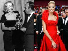Marlene Dietrich (1951) ~ Heidi (2011)