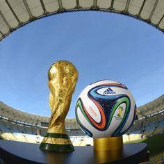 FIFA World Cup 2014 Ball   ... Brazuca, the Official 2014 FIFA World Cup Match Ball   Bleacher Report