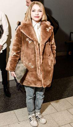 Tavi Gevinson - amazing personality! 10 Best Dressed: Week of January 5, 2015 – Vogue