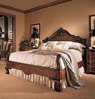 My bed.  Love Century Furniture!