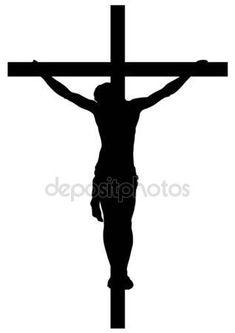 Jesus On Cross Tattoo, Christ Tattoo, Cross Tattoo For Men, Simple Tattoo Designs, Angel Tattoo Designs, Tattoo Designs Men, Jesus Drawings, Tattoo Drawings, Body Art Tattoos