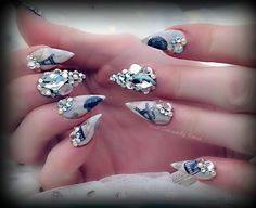 Paris post card by Sarahp898 from Nail Art Gallery