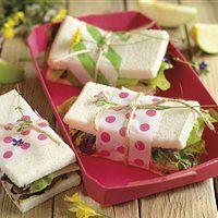 Sándwiches gourmet · Lecturas.com · Recetas