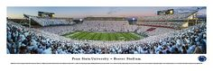 Penn State - Nittany Lions Panoramic Poster