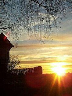 Pics Art, Celestial, Sunset, Outdoor, Outdoors, Sunsets, Outdoor Games, The Great Outdoors, The Sunset