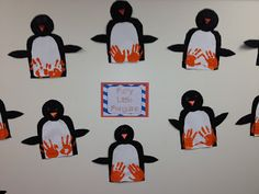Penguin activity