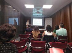 Taller sobre #gestionempresarial  para asociados de Hábitat Madrid