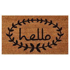 Calico Doormat  at Joss and Main