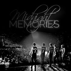 midnight memories album cover -