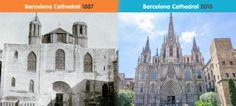 La Legendaria Historia de la Catedral de Barcelona