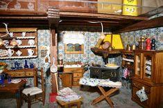 Casa de Bonecas by...Marina: A segunda colecção: Cozinha em Miniatura