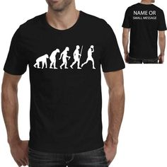 Evolution of netball player Funny Tee Printed Gift T-Shirt Movie Prints, Funny Prints, Crickets Funny, Evolution T Shirt, Nerd Humor, Funny Tees, Nerd Funny, Types Of Sleeves, Printed