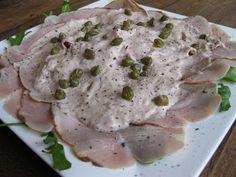 Italiaanse klassieker  Vlees gecombineerd met een vissaus, het blijft bijzonder. Maar wel bijzonder lekker! Deze snelle variant met gesneden...