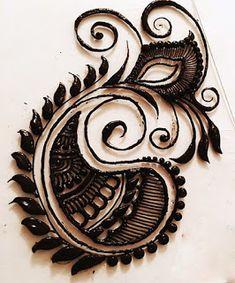 New Mehndi Designs 2018 New Mehndi Designs 2018, Indian Henna Designs, Finger Henna Designs, Dulhan Mehndi Designs, Henna Designs Easy, Arabic Mehndi Designs, Bridal Mehndi Designs, Mehendi, Kolam Designs